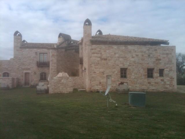 Sunstone Estate Side View