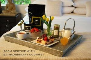 Room Service Caption